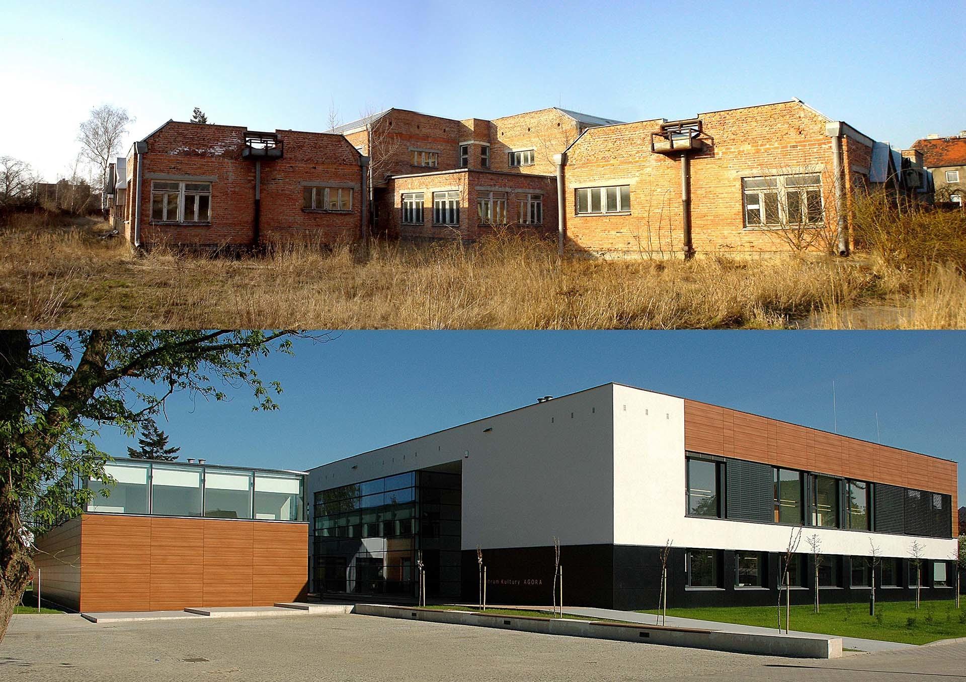 Sofft Mikołaj Smoleński Agora Cultural and Library / Info Centre