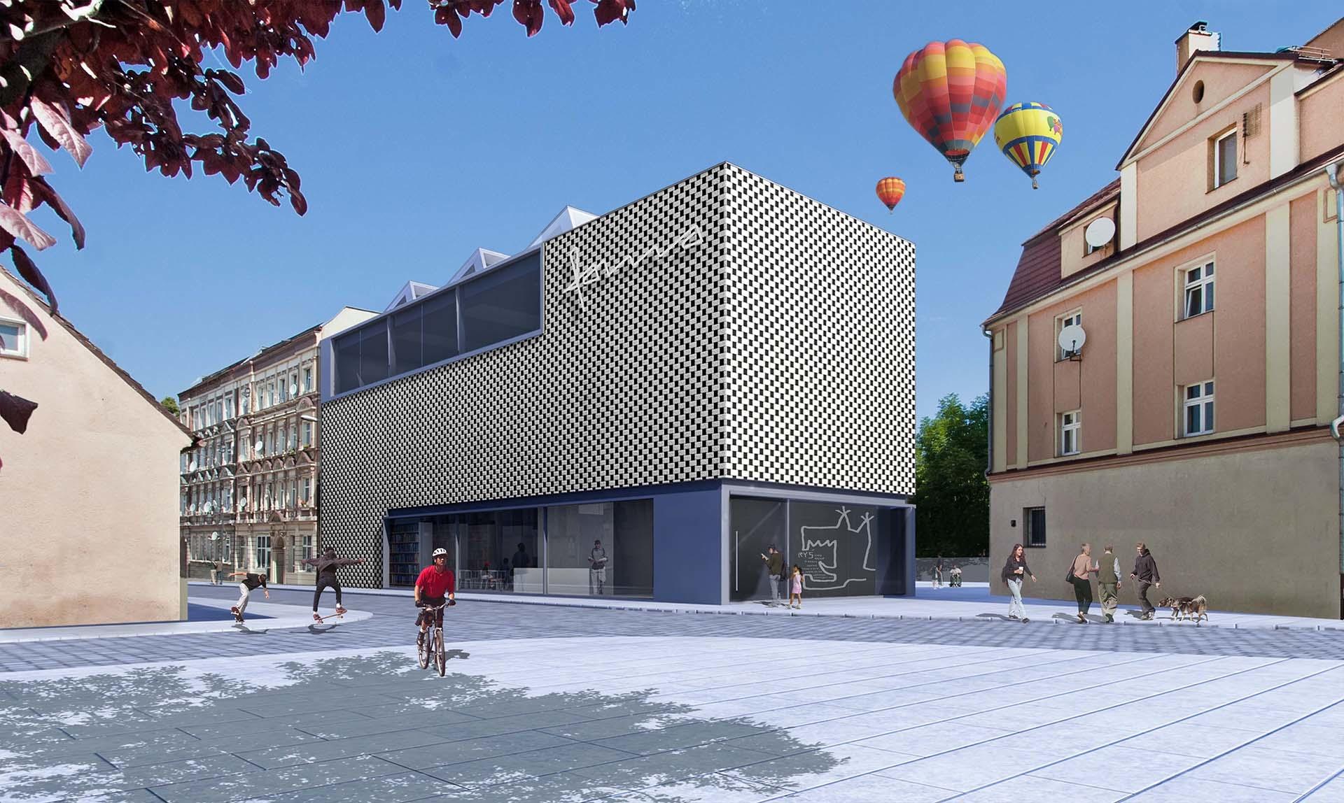 Sofft Mikołaj Smoleński FAMA culture center