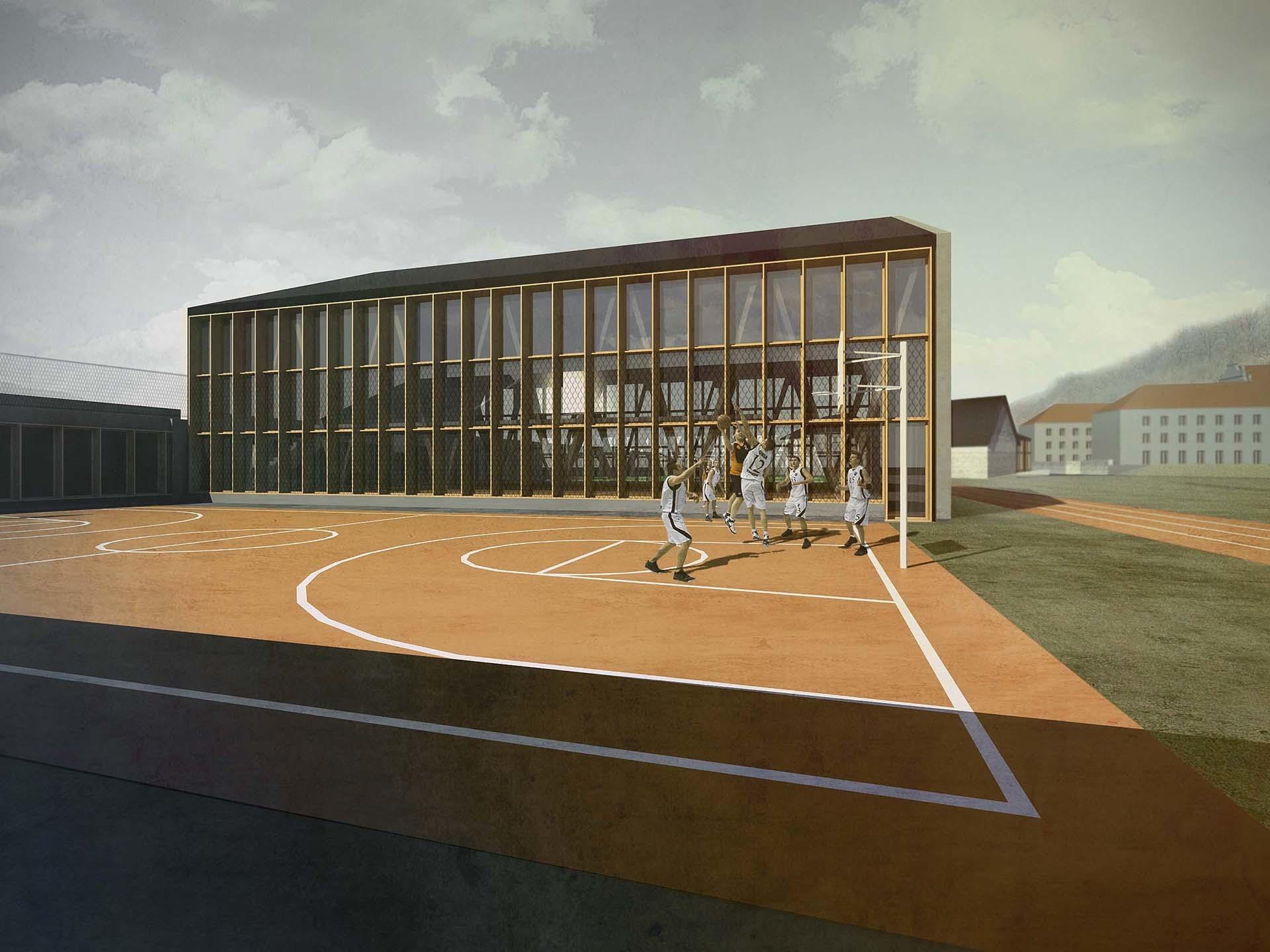 Sofft Mikołaj Smoleński Sport complex Kazimierz