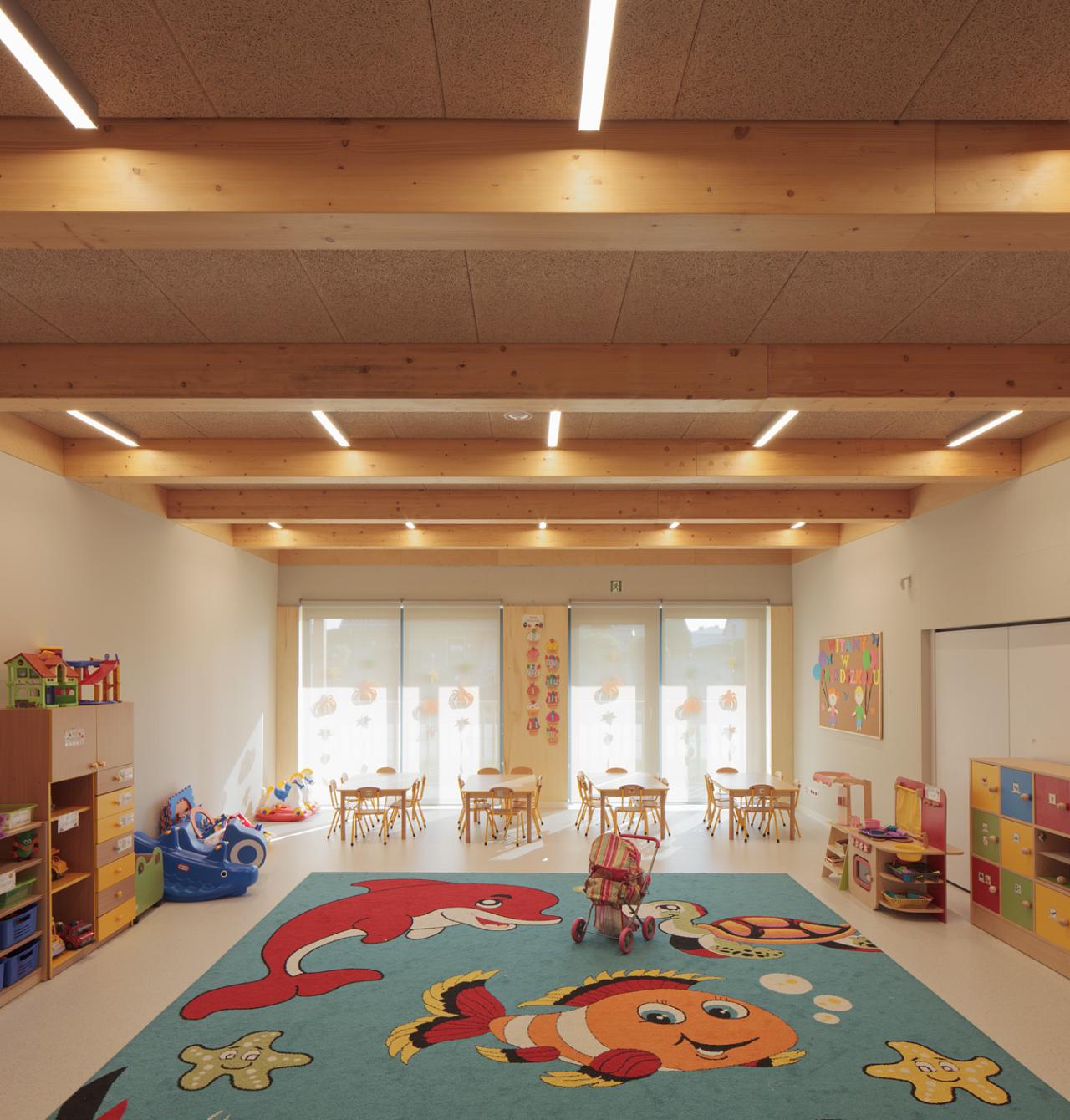Sofft Mikołaj Smoleński Kindergarten with nursery