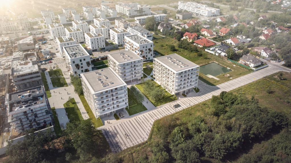 Sofft Mikołaj Smoleński 'Balcony-rich' residential Nowe Żerniki