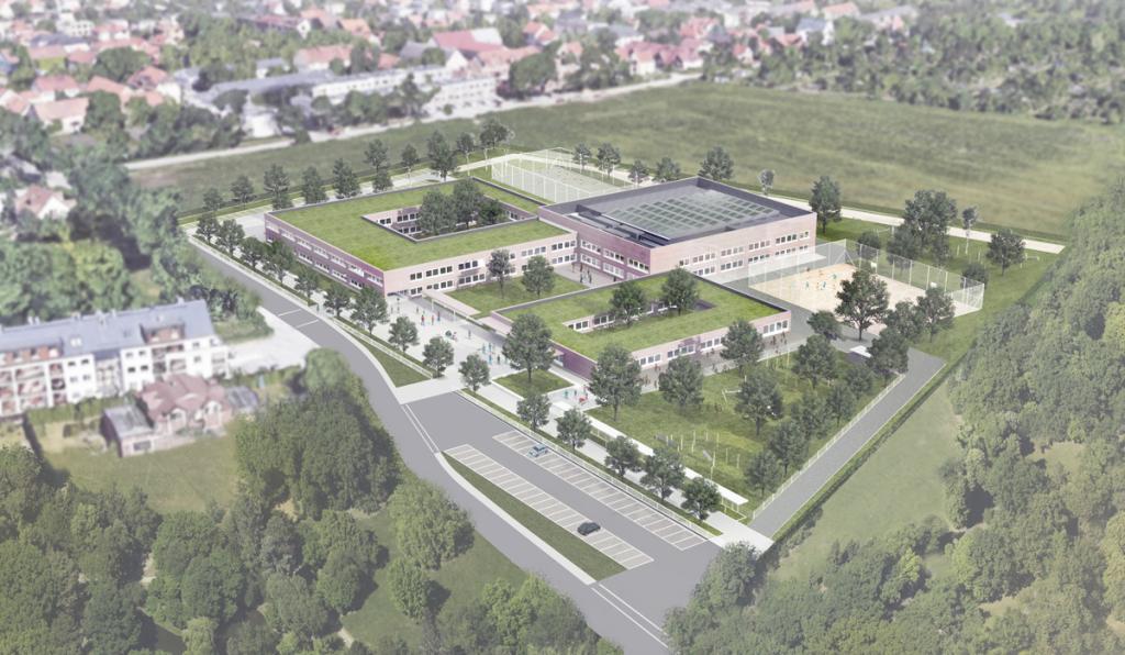 Sofft Mikołaj Smoleński Wojszyce School